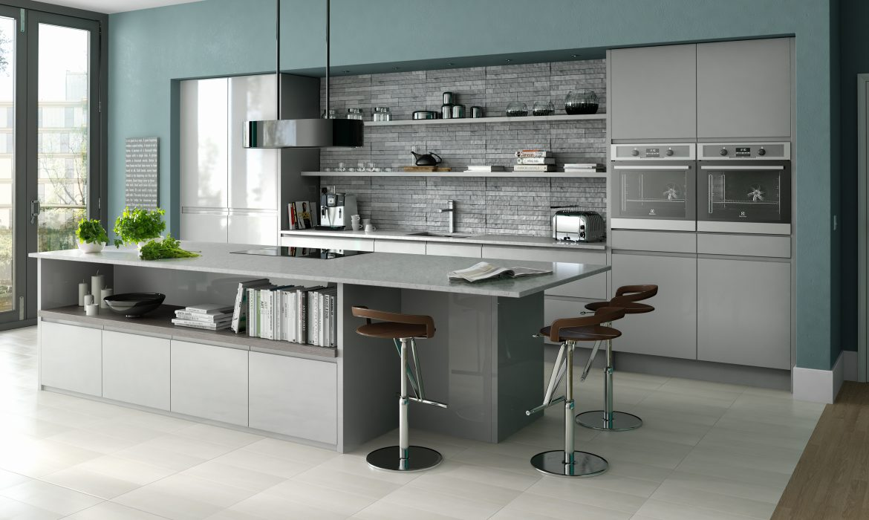 Integral Gloss Grey