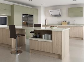 Linear Painted Sage Grey & Bardolino Oak (Main)