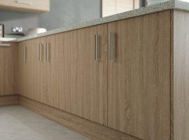 Linear Vertical Bardolino Oak
