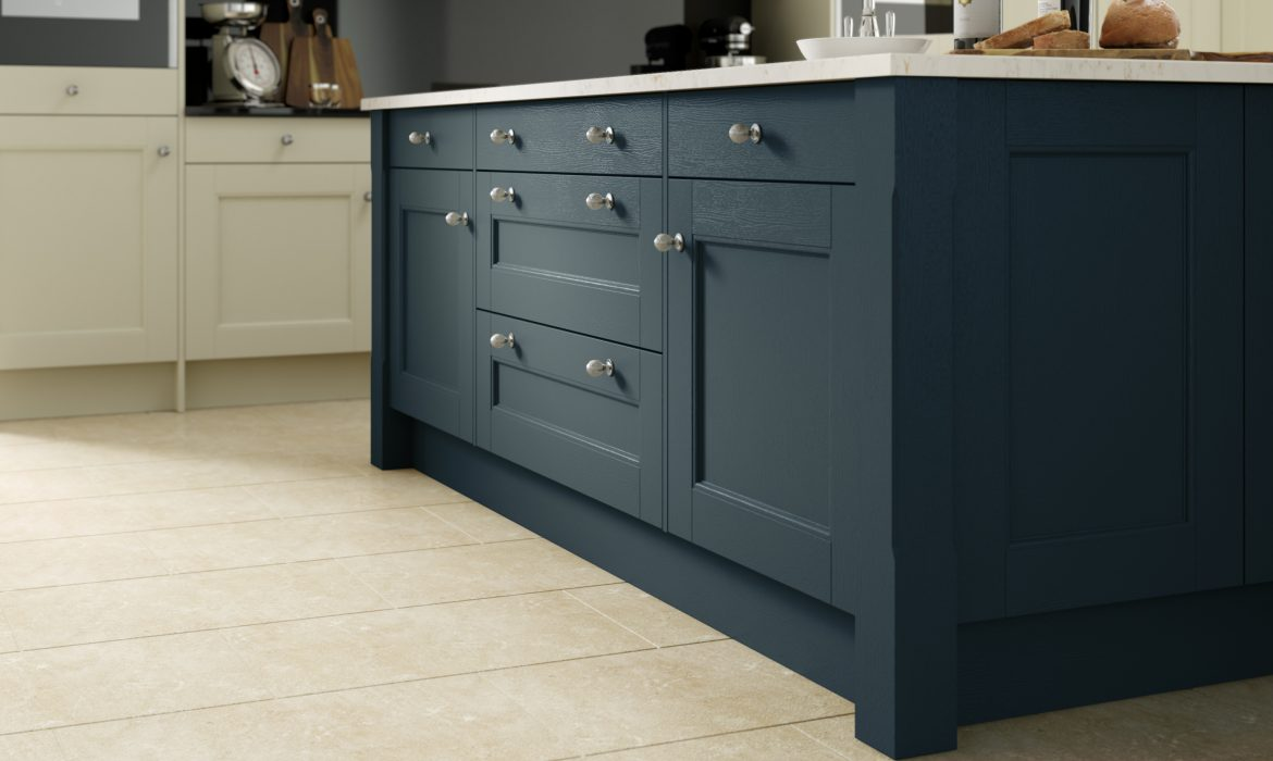 Manor House Oxford Blue