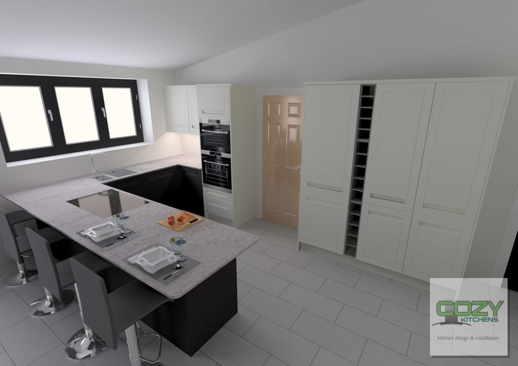 Free Design - cozy Kitchen