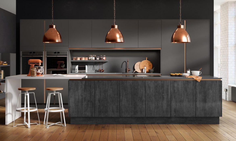 cozy kitchens new range