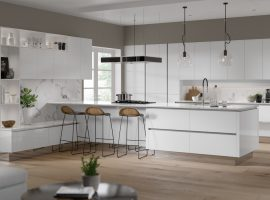 Oblique-Gloss-White