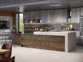 Copper Effect new at Cozy Kitchens